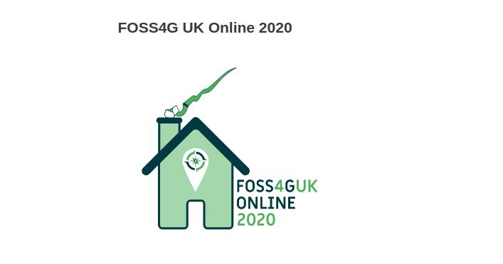 FOSS4GUK 2020 Online Event