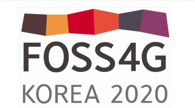 FOSS4G Korea 2020 Online