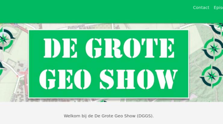 DeGroteGeoShow