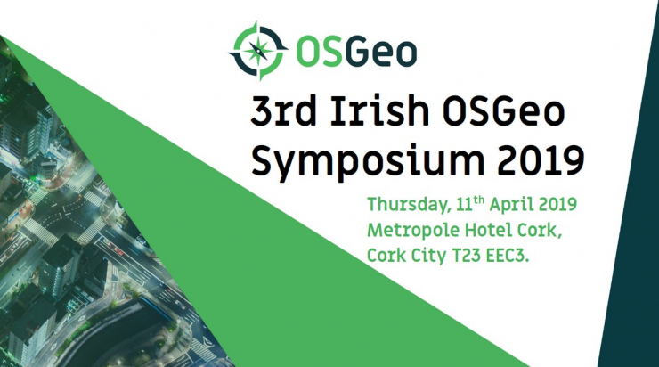 3rd Irish OSGeo Symposium 2019