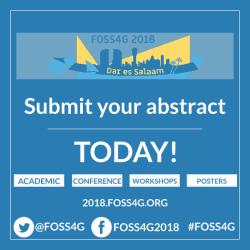 FOSS4G 2018_submit_today