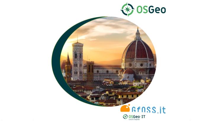 FOSS4G 2022 Firenze (Italy)