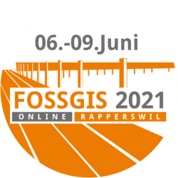 FOSSGIS Konferenz Logo 2021_BGw