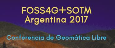 FOSS4G?SOTM Argentina 2017
