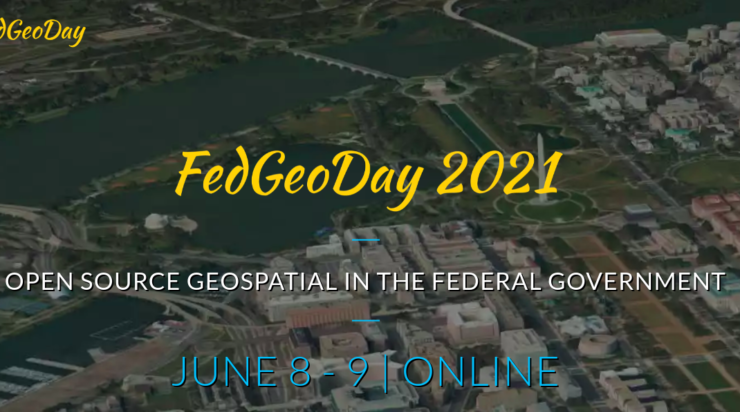 FedGeoDay 2021 Online