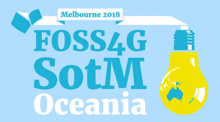 FOSS4G SotM Oceania 2018