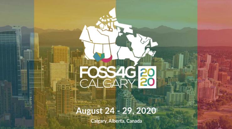 FOSS4G 2020 (CANCELED)