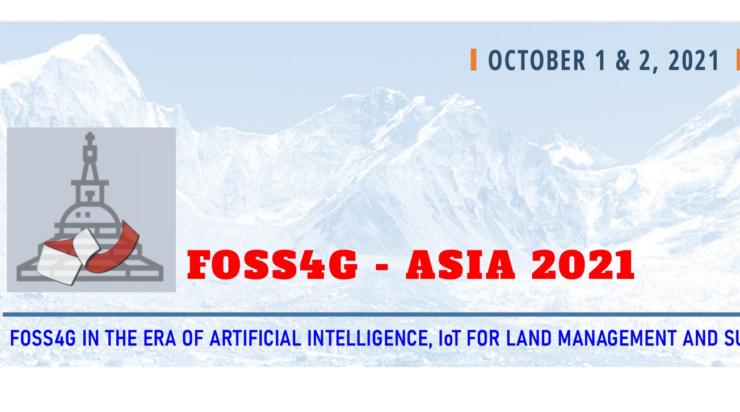 FOSS4G Asia 2021