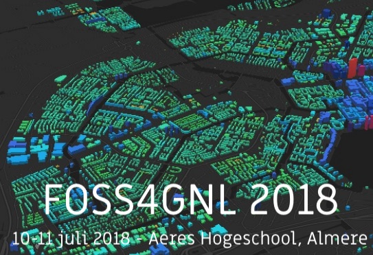 FOSS4G-NL 2018 - The Netherlands