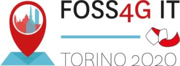 FOSS4G-IT 2020 logo