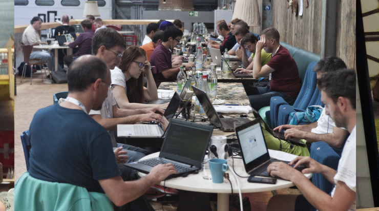 OSGeo Community Sprint 2019