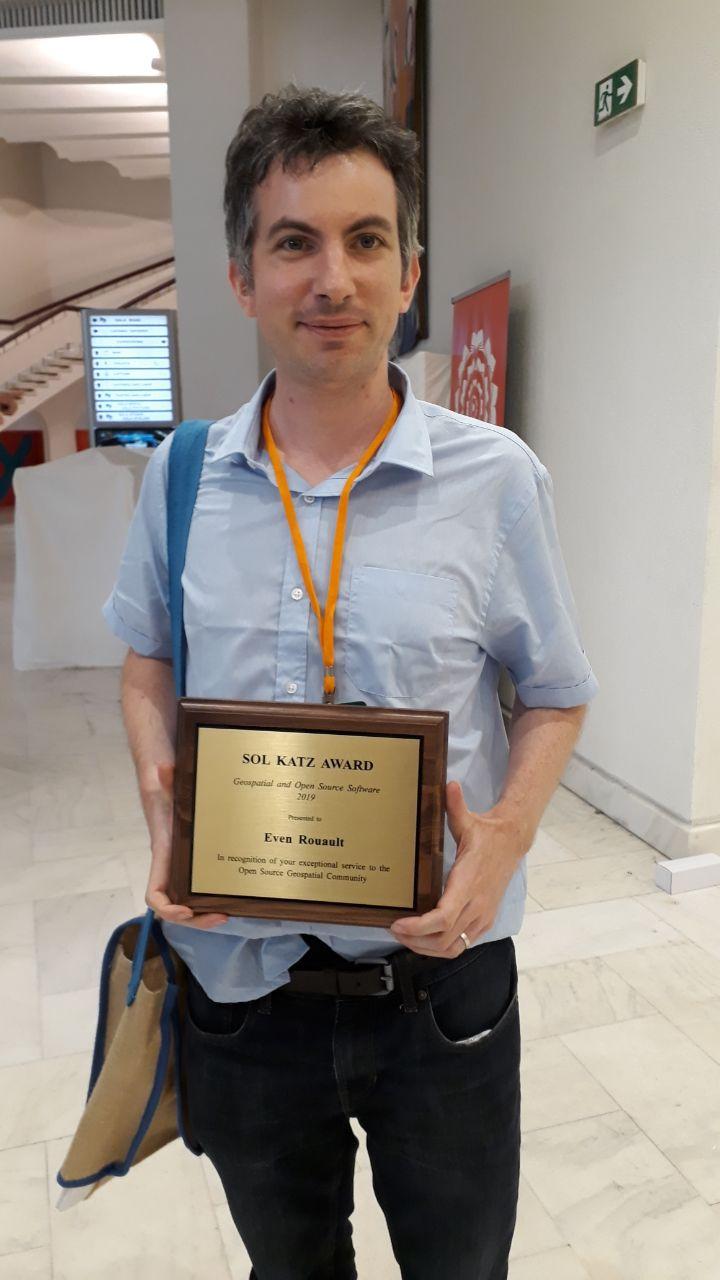 Award Sol Katz 2019